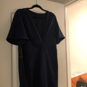 NWT Eloquii mini dress Size 16